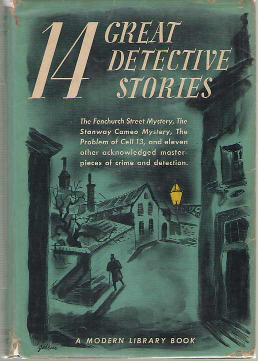 Fourteen Great Detective Stories, Starrett, Vincent (editor)