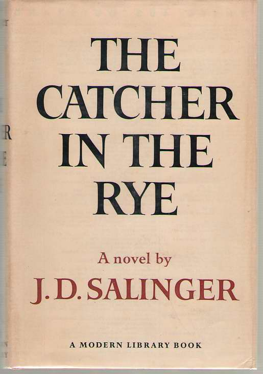 The Catcher In The Rye, Salinger, J. D.