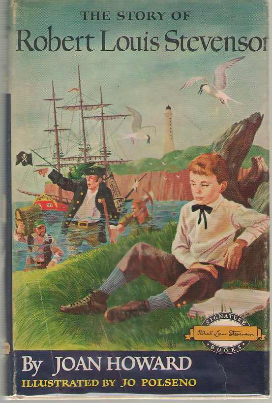 The Story Of Robert Louis Stevenson, Howard, Joan