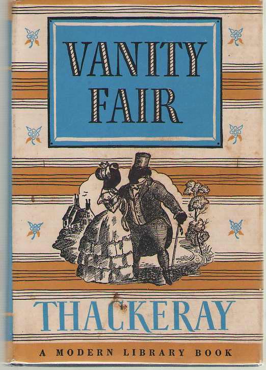 Vanity Fair, Thackeray, William Makepeace