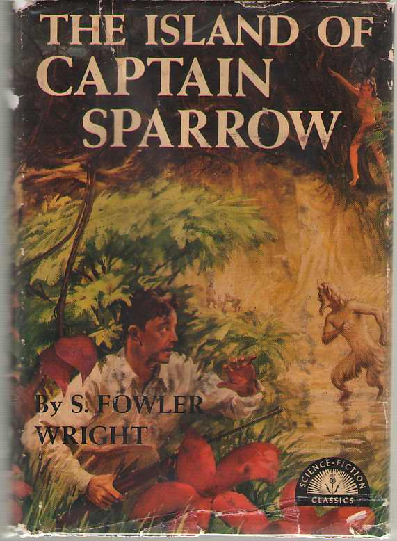 The Island Of Captain Sparrow, Wright, S. Fowler