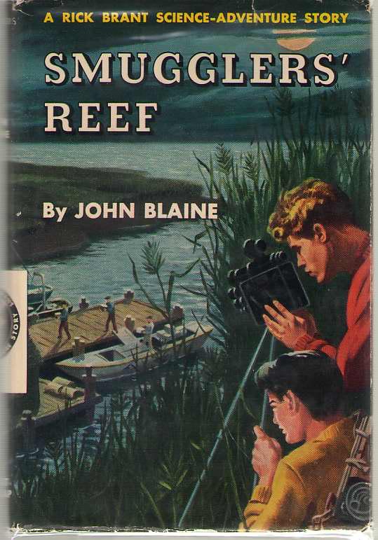 Smugglers' Reef, Blaine, John