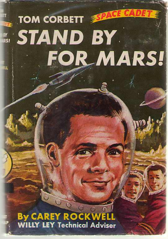Stand By For Mars, Rockwell, Carey
