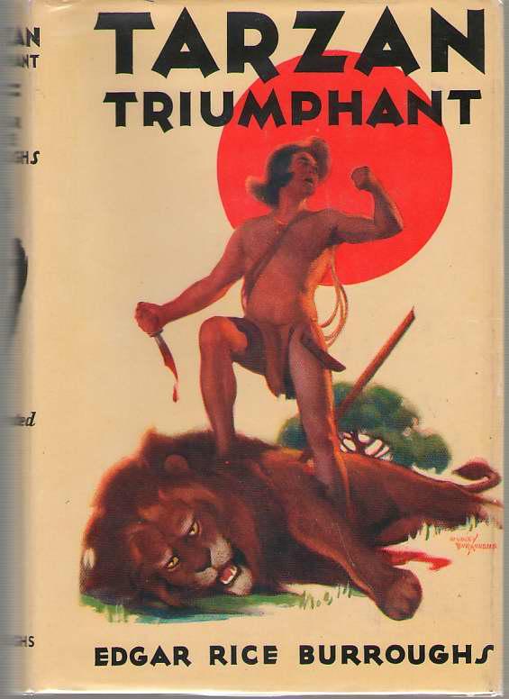 Tarzan Triumphant, Burroughs, Edgar Rice