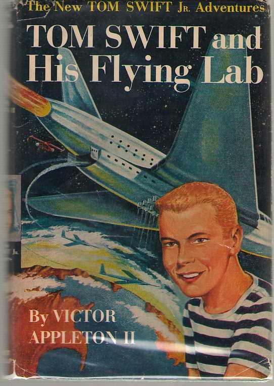 Tom Swift And His Flying Lab, Appleton, Victor Jr.