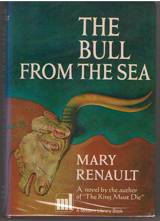 The Bull From The Sea, Renault, Mary