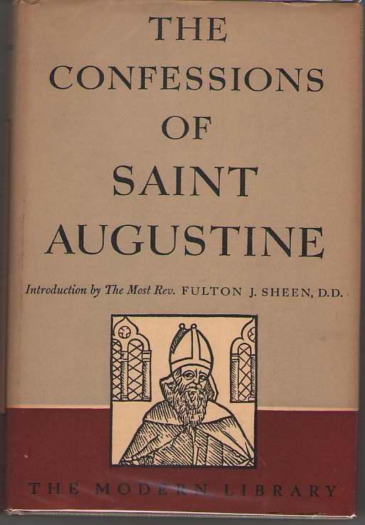 The Confessions of Saint Augustine, Augustine