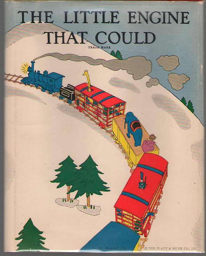 The Little Engine That Could, Piper, Watty & Lois L. Lenski (Illustrator)