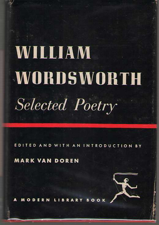 William Wordsworth  Selected Poetry, Wordsworth, William