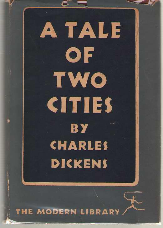 A Tale of Two Cities, Dickens, Charles; & Wagenknecht, Edward (Introduction)