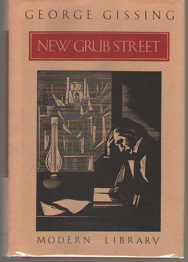 New Grub Street, Gissing, George