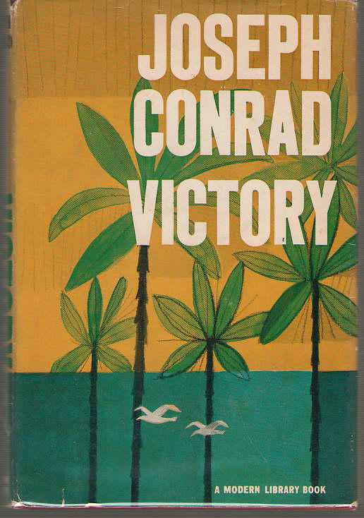 Victory, Conrad, Joseph