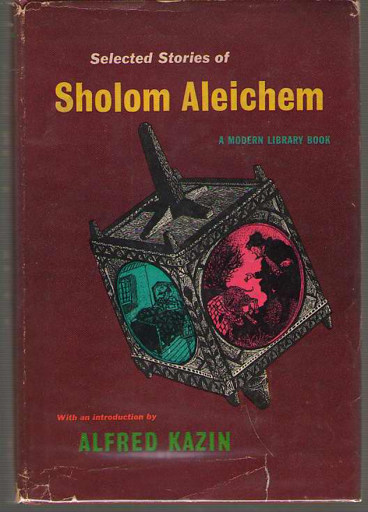 Selected Stories Of Sholom Aleichem, Aleichem, Sholom