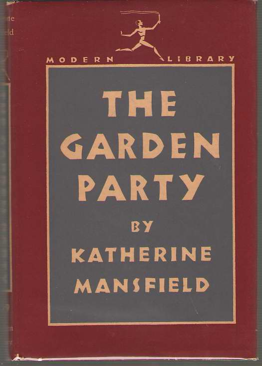 The Garden Party, Mansfield, Katherine