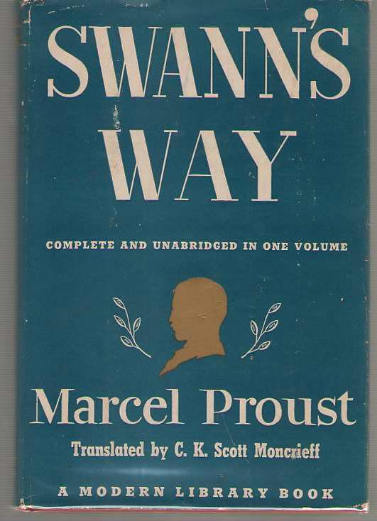 Swann's Way, Proust, Marcel