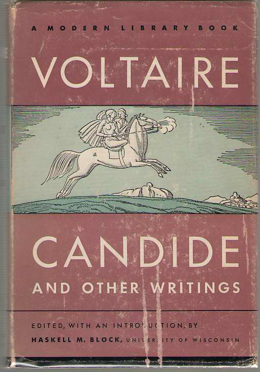 Candide And Other Writings, Voltaire