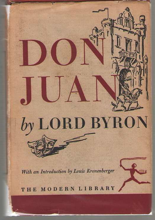 Don Juan, Byron, Lord