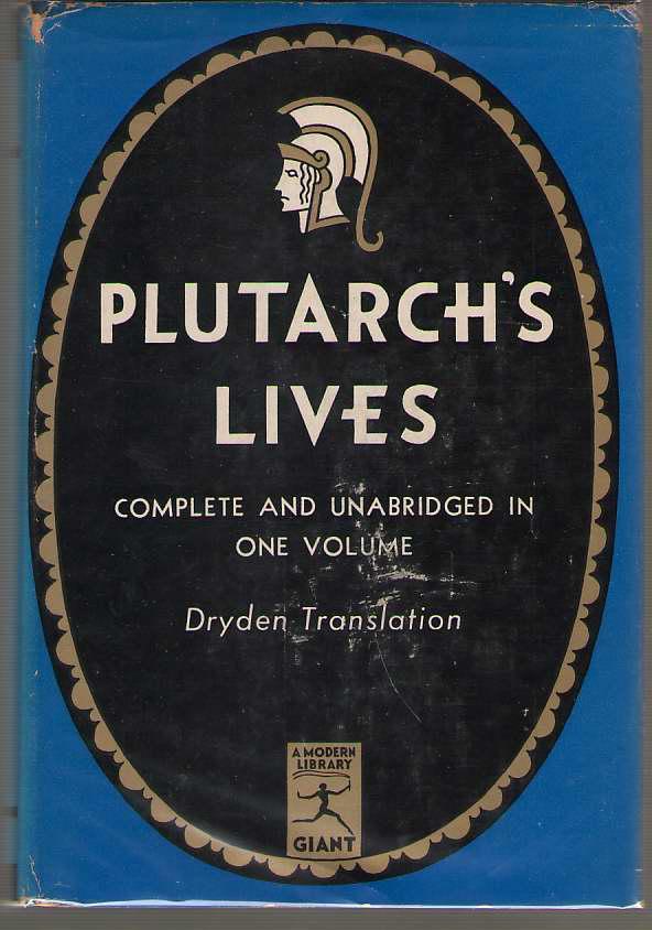 Plutarch's Lives, Plutarch