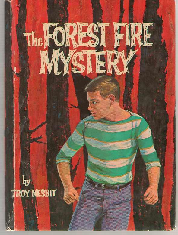 The Forest Fire Mystery, Nesbit, Troy & Shannon Stirnweis (Illustrator)