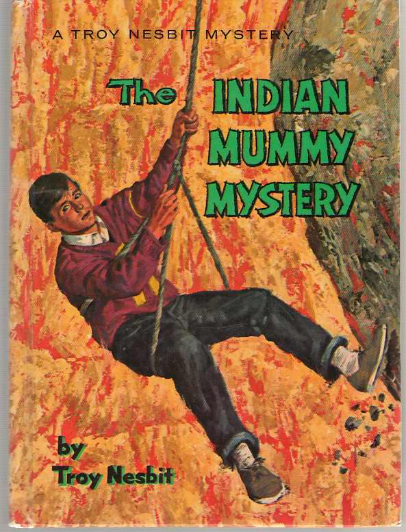 The Indian Mummy Mystery, Nesbit, Troy & Shannon Stirnweis (Illustrator)