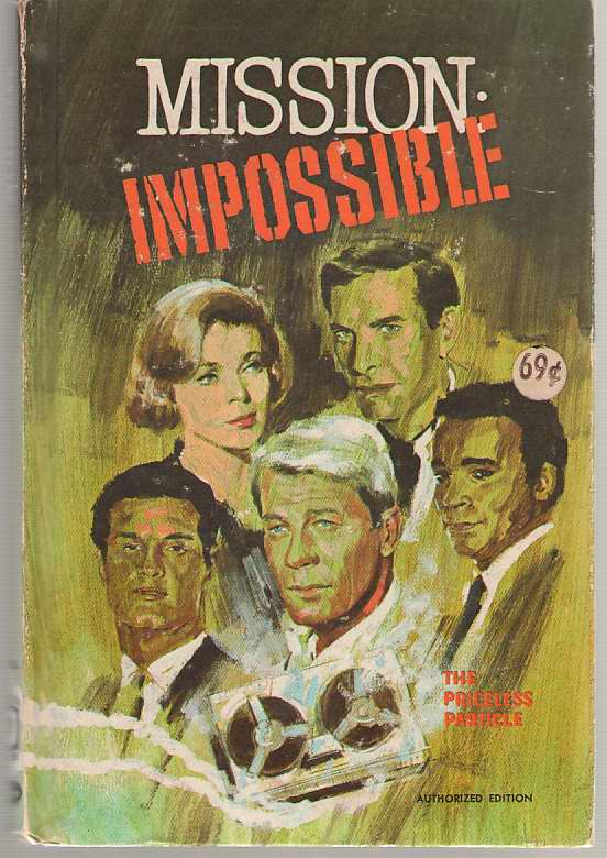 Mission Impossible The Priceless Particle, Powell, Talmage