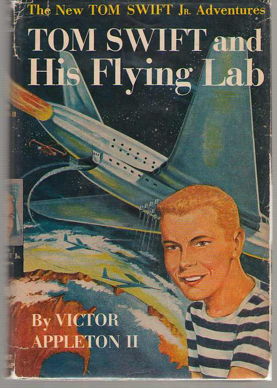Tom Swift And His Flying Lab, Appleton, Victor Jr. (William Doughterty - Ghost Writer)
