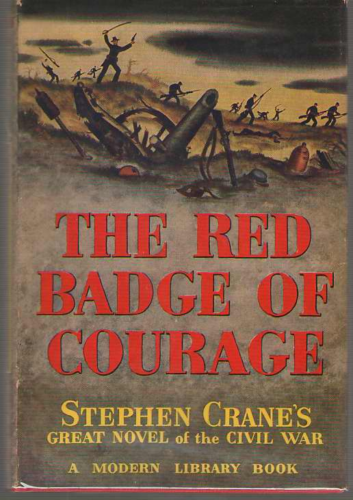 The Red Badge of Courage, Crane, Stephen; Stallman, Robert Wooster (Introduction)