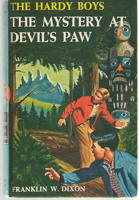 The Mystery At Devil's Paw, Dixon, Franklin W. (Lawrence, James Duncan)