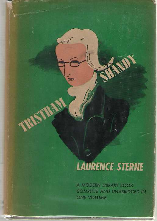 Tristram Shandy, Sterne, Laurence