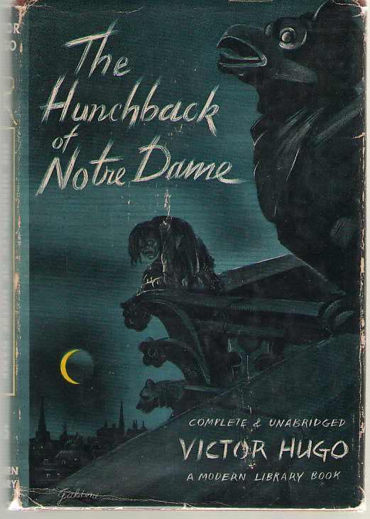 The Hunchback of Notre Dame, Hugo, Victor