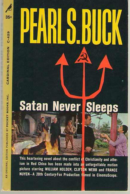 Satan Never Sleeps, Buck, Pearl S.
