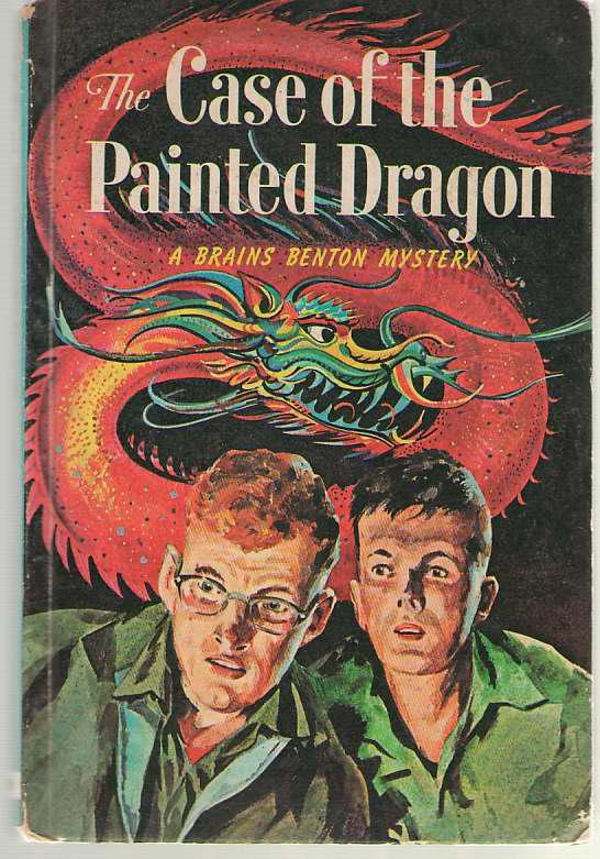 The Case Of The Painted Dragon, Wyatt, George; Greene, Hamilton (Illustrator)