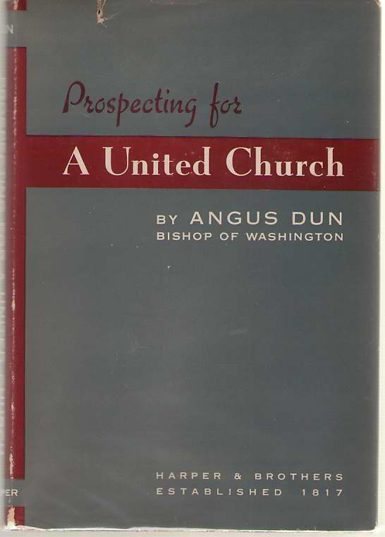 Prospecting for a United Church, Dun, Angus