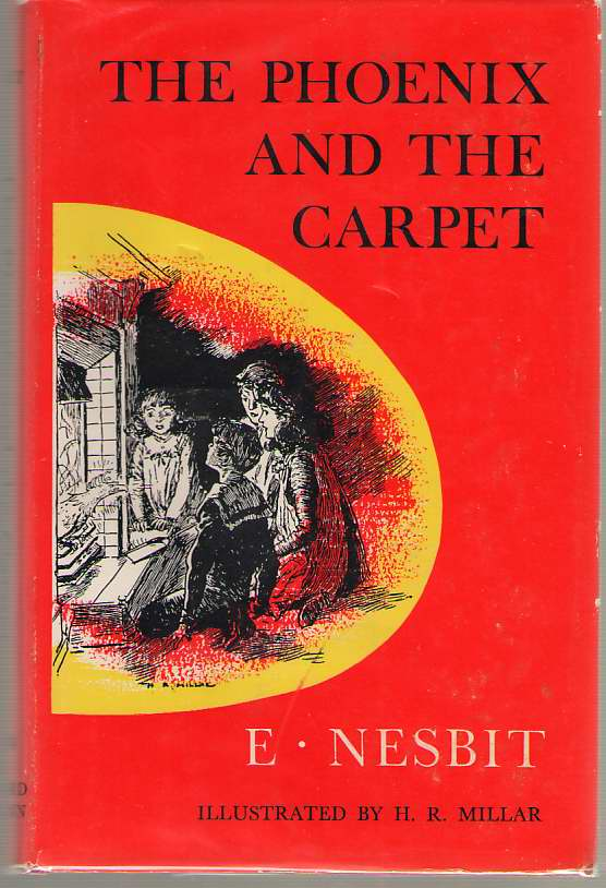 The Phoenix and the Carpet, Nesbit, E. ; Millar, H. R. (Illustrator)