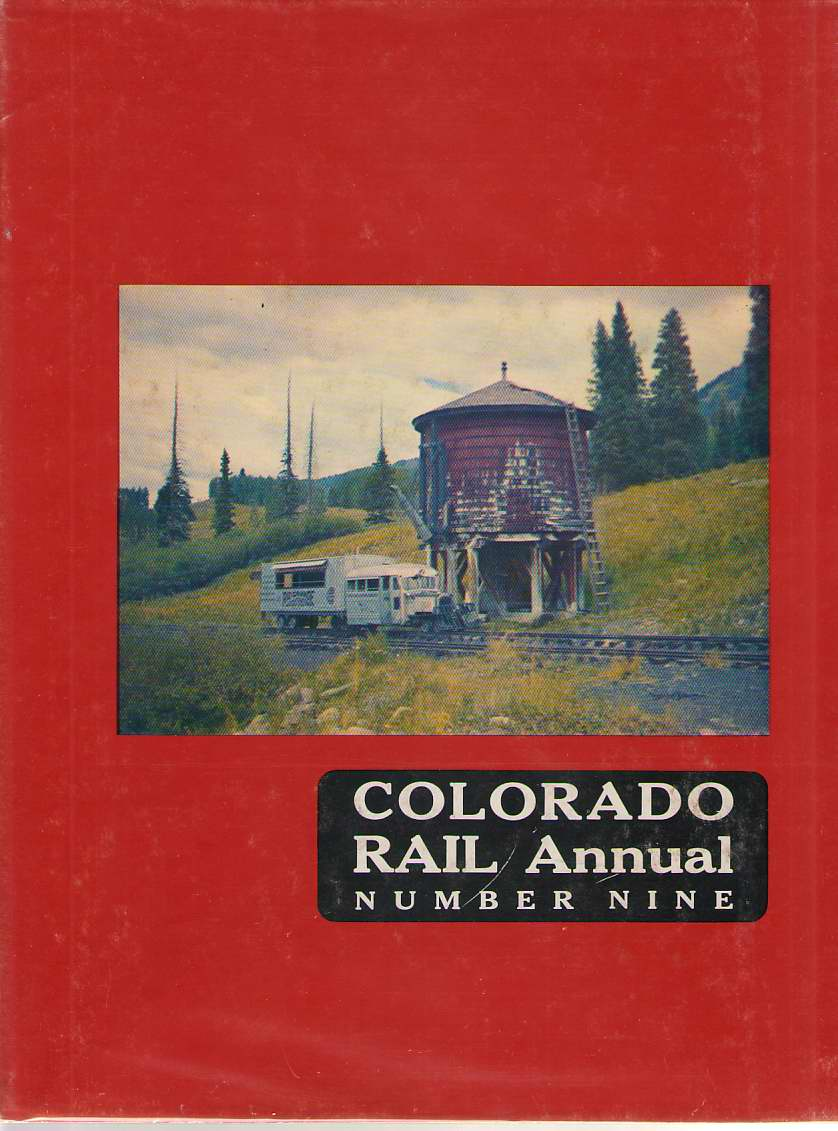 Image for Colorado Rail Annual Number Nine