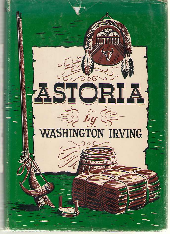 Astoria, Irving, Washington