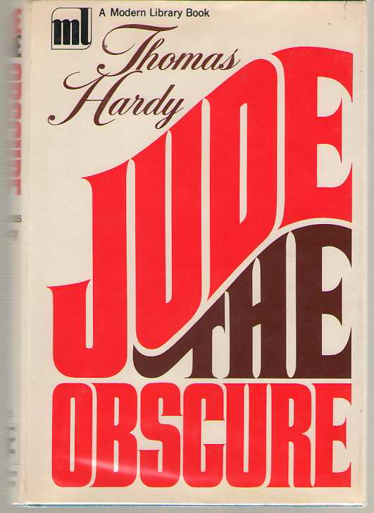 Jude The Obscure, Hardy, Thomas; Slack, Robert (Introduction)