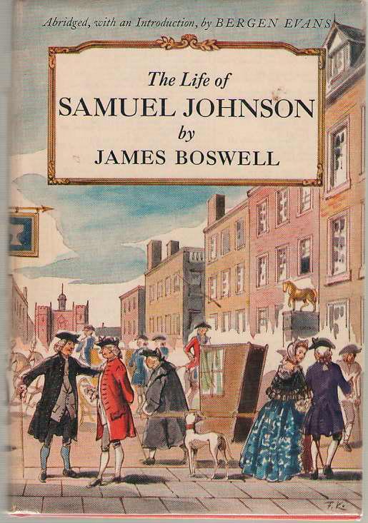 The Life of Samuel Johnson, Boswell, James