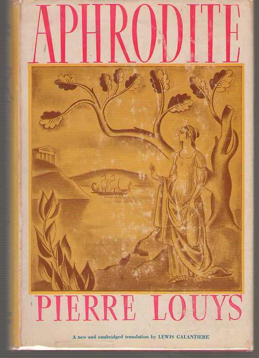 Aphrodite, Louys, Pierre