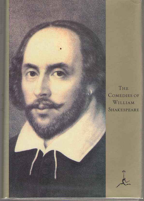 The Comedies Of Shakespeare, Shakespeare, William