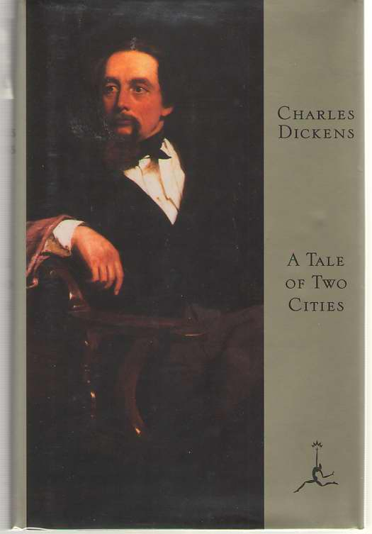 A Tale of Two Cities, Dickens, Charles