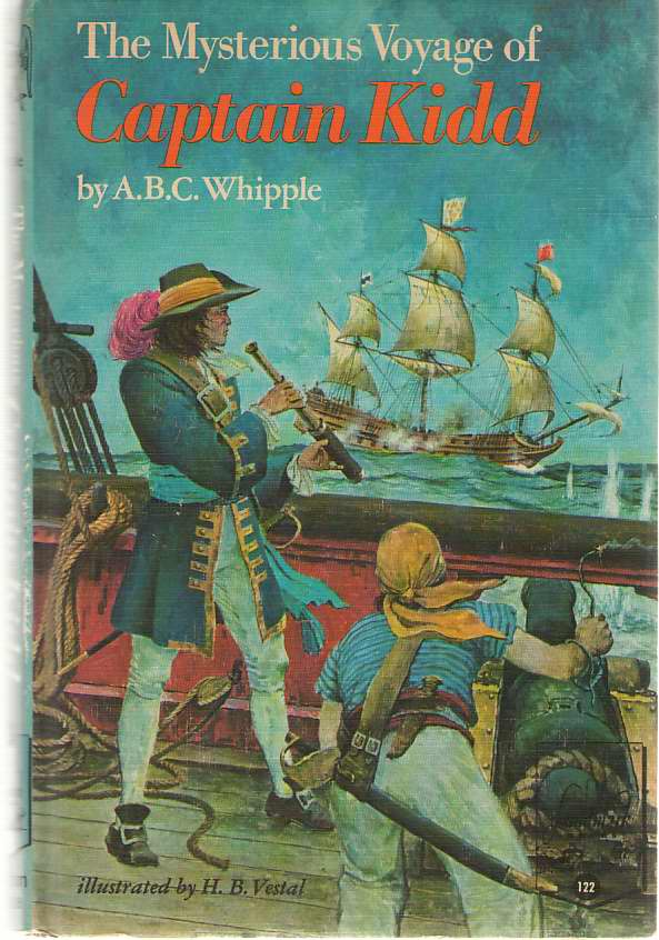 The Mysterious Voyage of Captain Kidd, Whipple, A. B. C.