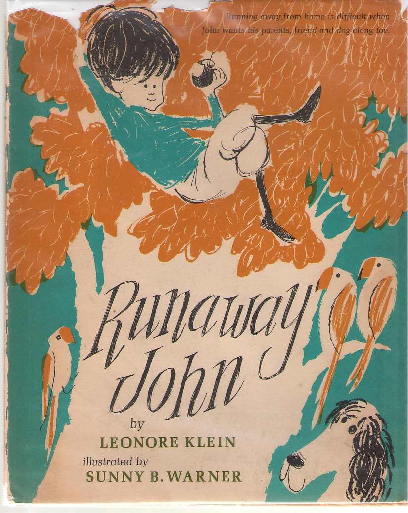 Runaway John, Klein, Leonore; Warner, Sunny B. (Illustrator)