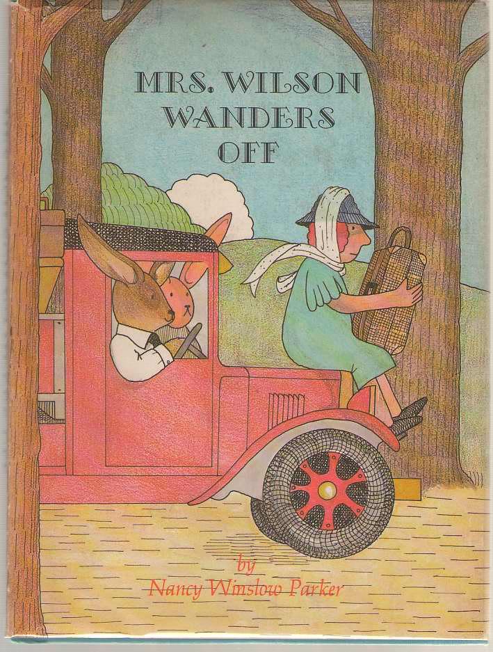 Mrs. Wilson Wanders Off, Parker, Nancy Winslow