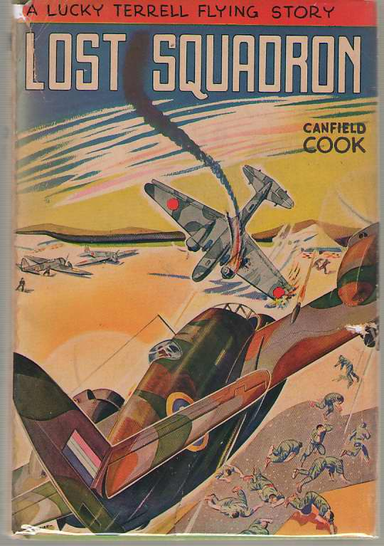 Lost Squadron, Cook, Canfield