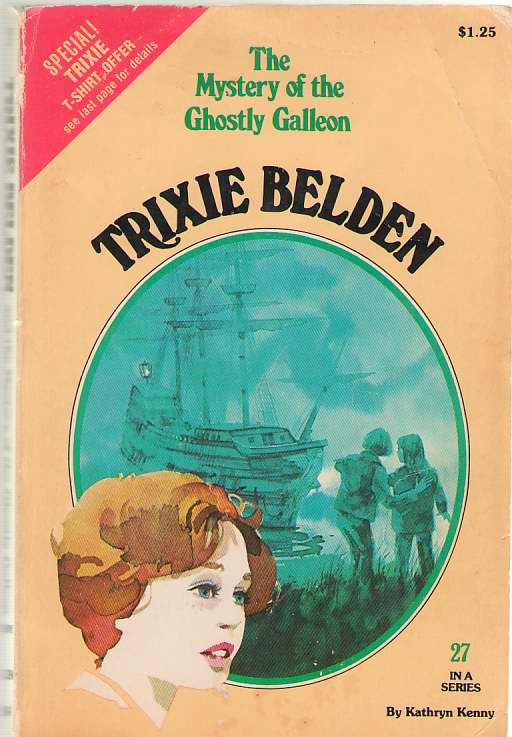 Trixie Belden: The Mystery Of The Ghostly Galleon, Kenny, Kathryn