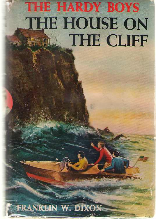 The House On The Cliff, Dixon, Franklin W. (Mc Farlane, Leslie) (Adams, Harriet S. - Revision)