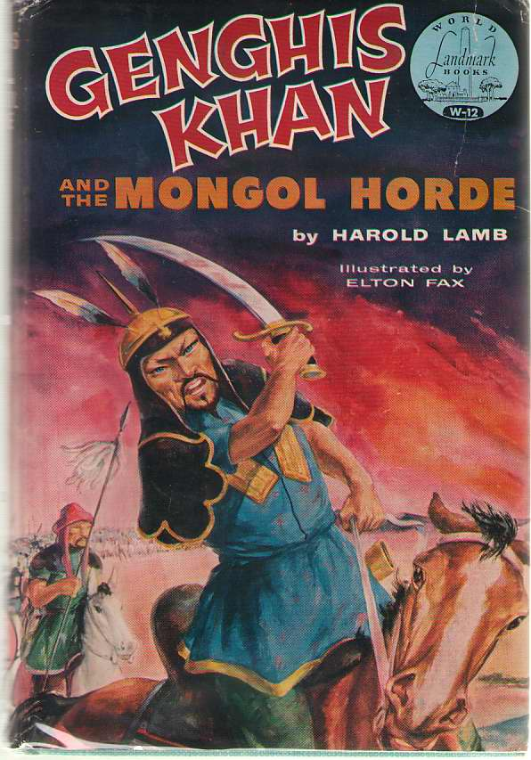 Genghis Khan And The Mongol Horde, Lamb, Harold