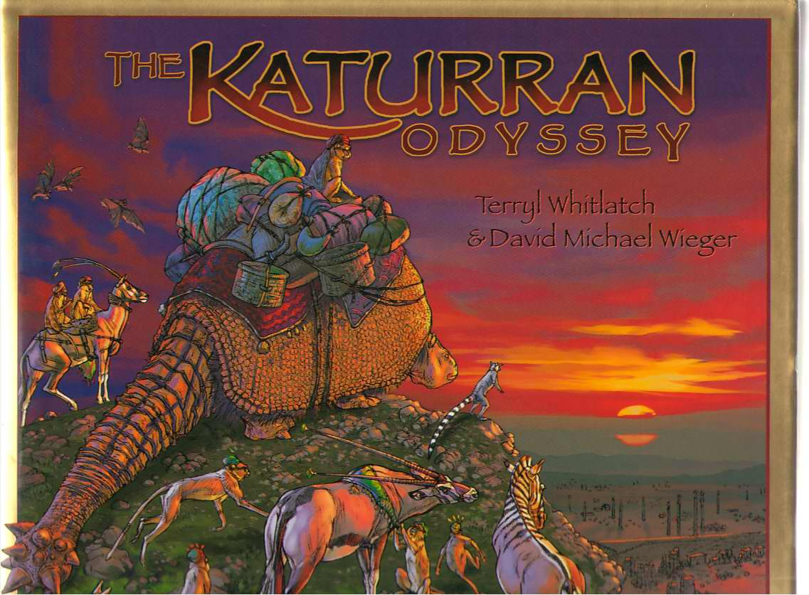 Image for The Katurran Odyssey
