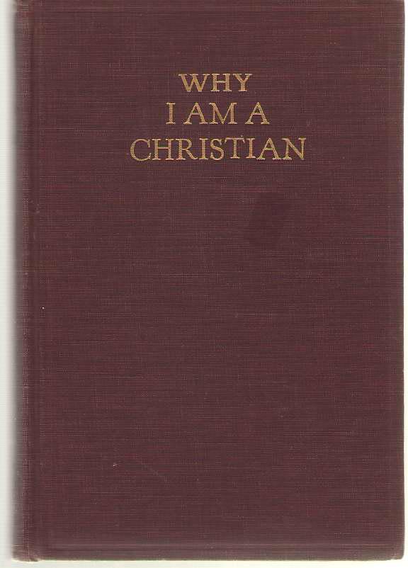 Why I Am A Christian, Hallesby, Ole